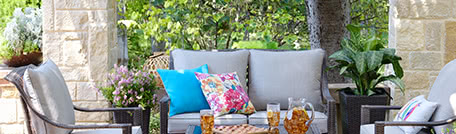 50% Off Outdoor Oasis Patio and Accessories, select styles