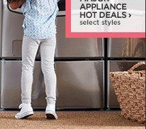 major appliance hot deals