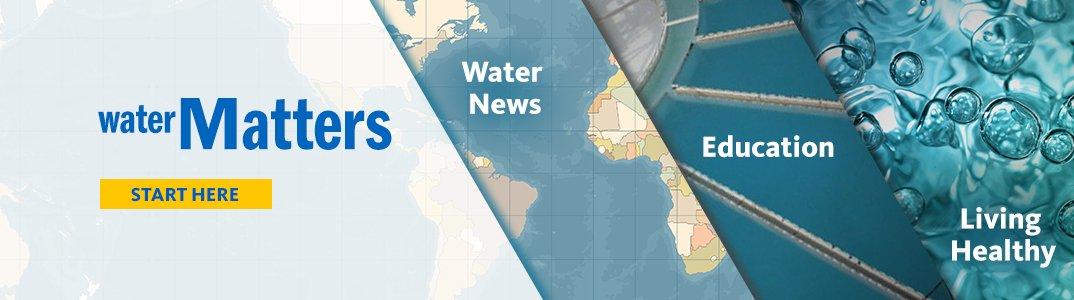 Aquasana Blog - Water Matters