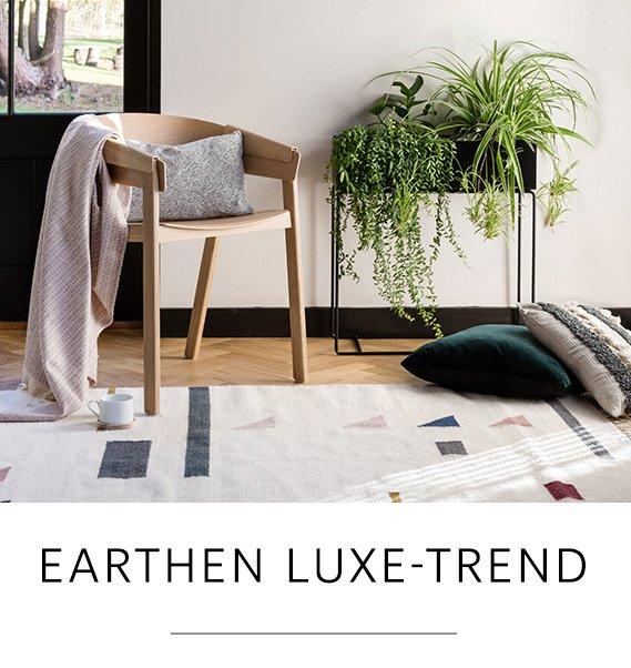 Earthen Luxe-Trend
