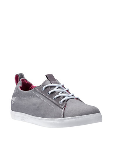 Timberland Newport Bay Canvas Oxford Sneakers