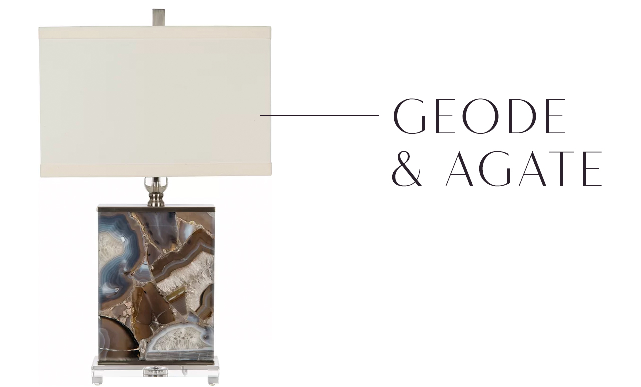 Geode & Agate