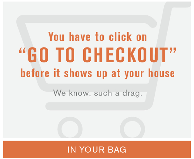 Items in Your Cart