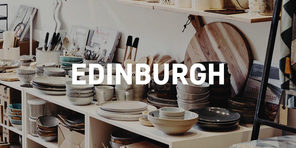 Edinburgh independent shops