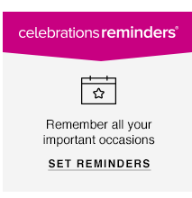 Celebrations Reminders: Remember all you important occasions