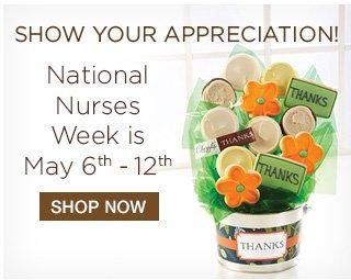 Shop for National Nurse's Week