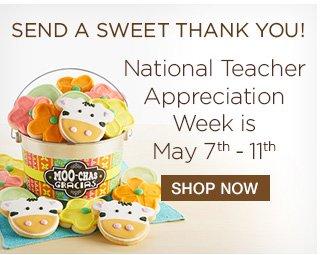 National Teacher Appreciation Week
