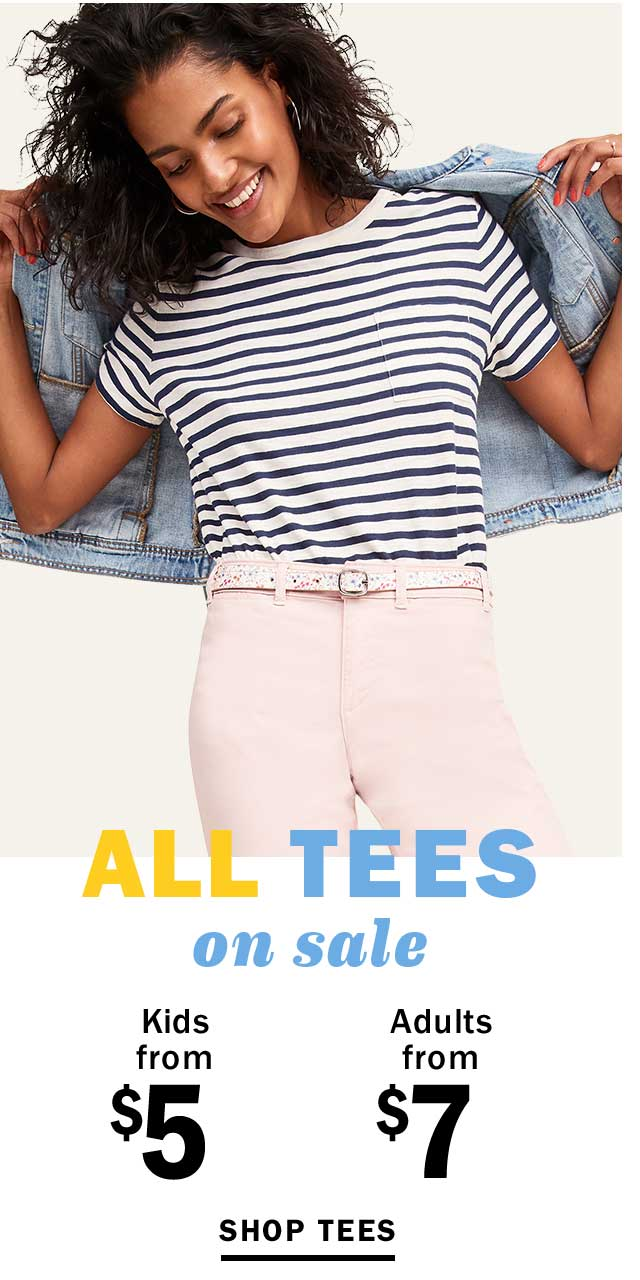 ALL TEES on sale | SHOP TEES