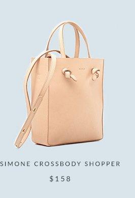 Shop Simone Crossbody Shopper