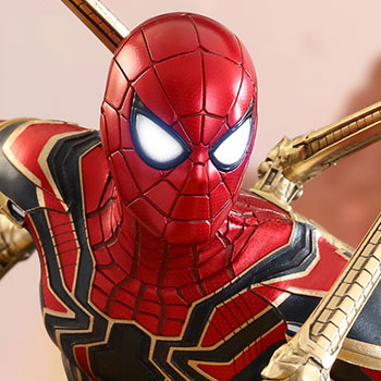 Iron Spider Figure