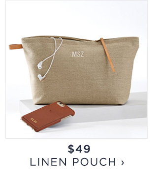 $39 - WATER HYACINTH CLUTCH