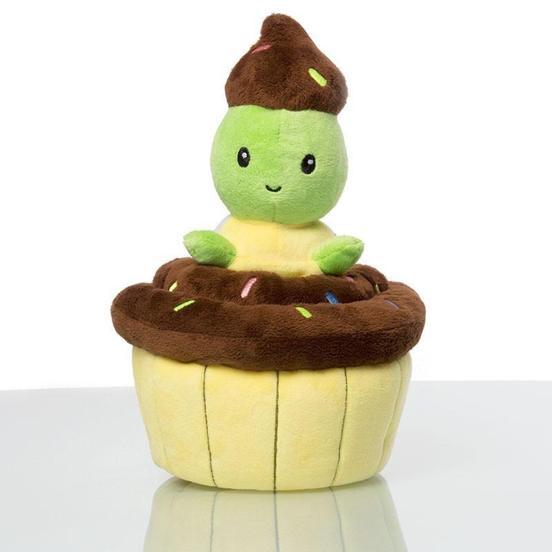 Plushie / Chocolate Turtle