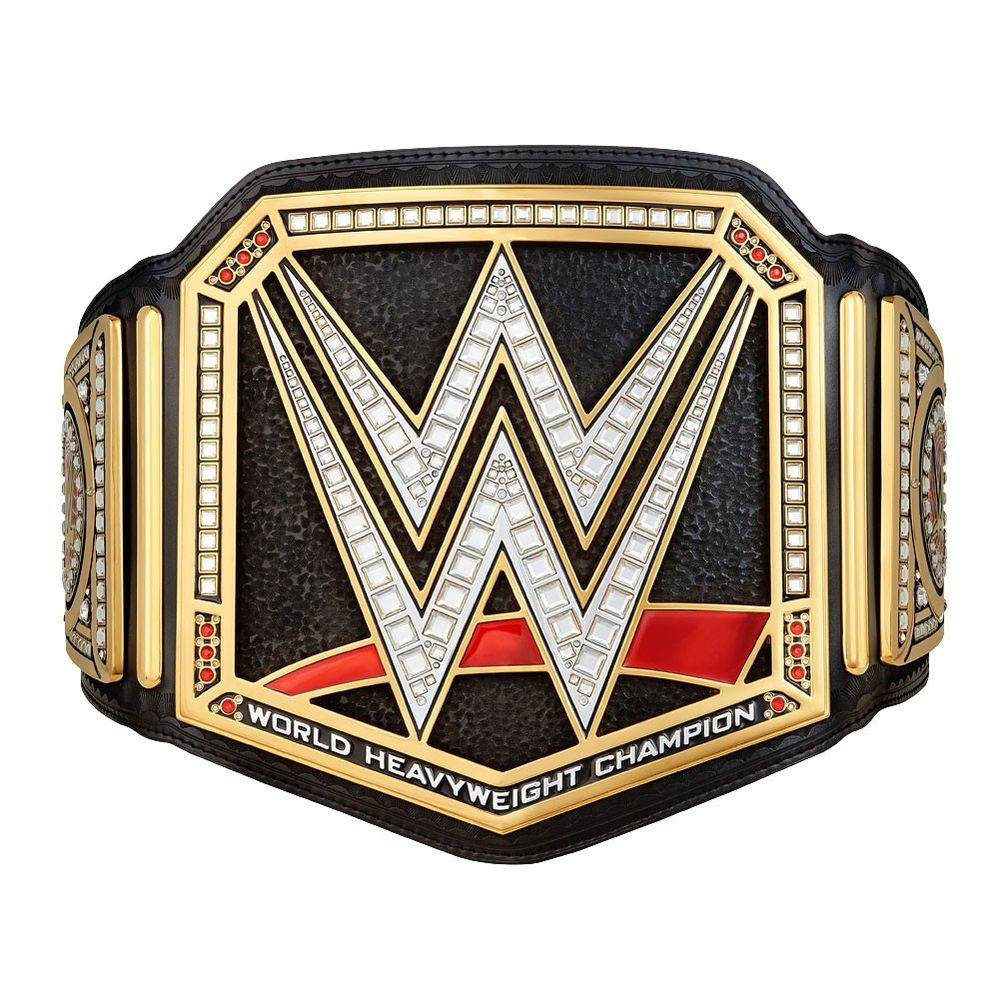 WWE Championship Replica Title Belt