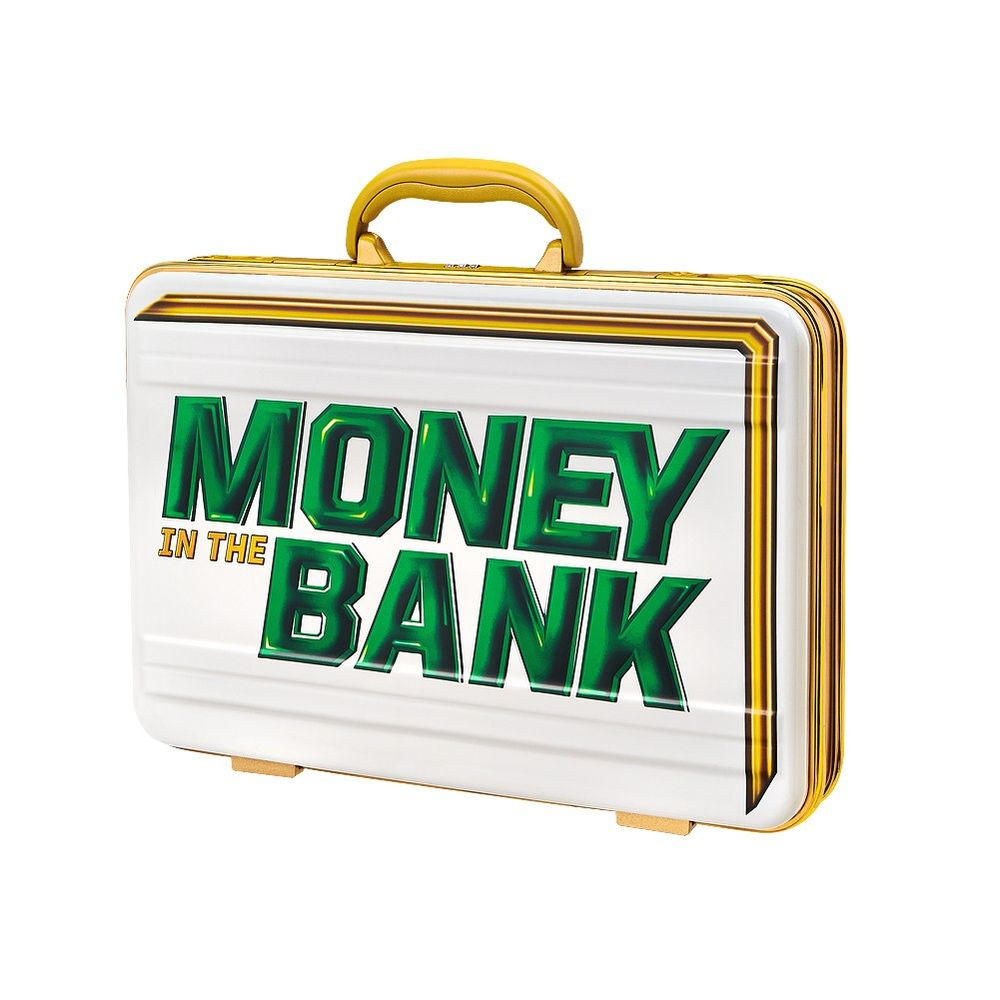WWE Women's Money in The Bank Commemorative Briefcase