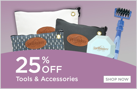 25% Off Tools & Accessories