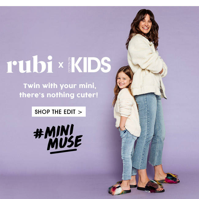 Shop the Mini Muse Edit