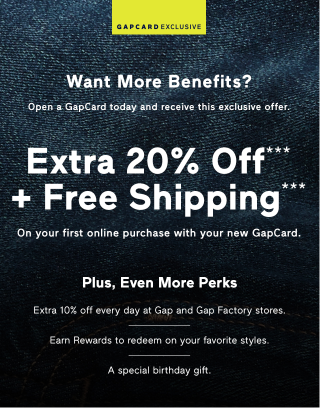Extra 20% Off*** + Free Shipping***