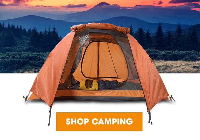 Shop the Best Camping Gear