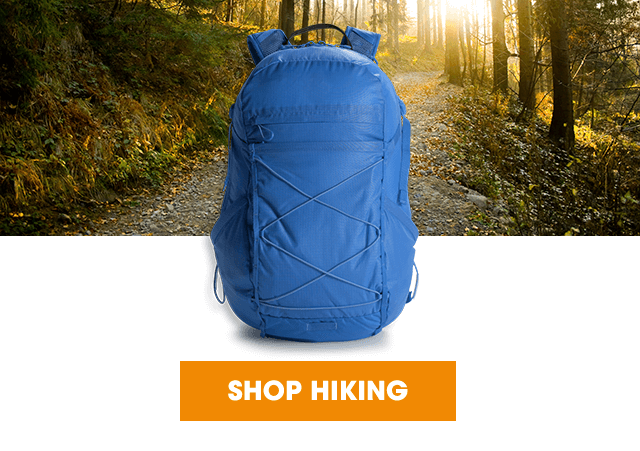 Shop the Best Hiking Gear