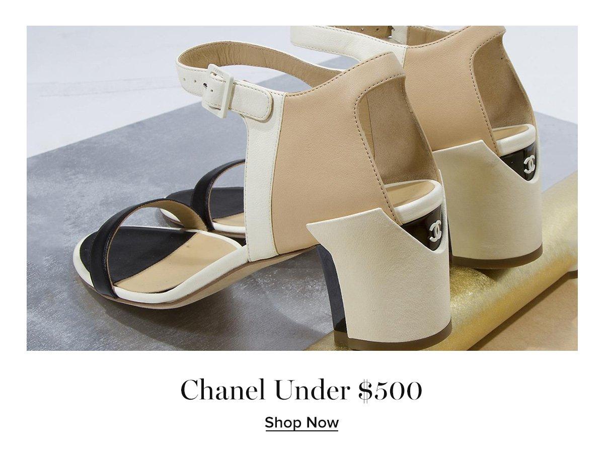 Chanel Under 500
