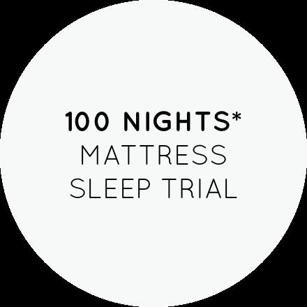 100 Nights Mattress Sleep Trial