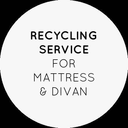 Recycling Service for Mattress & Divan