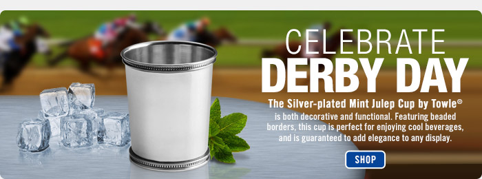 Derby Day - Mint Julep