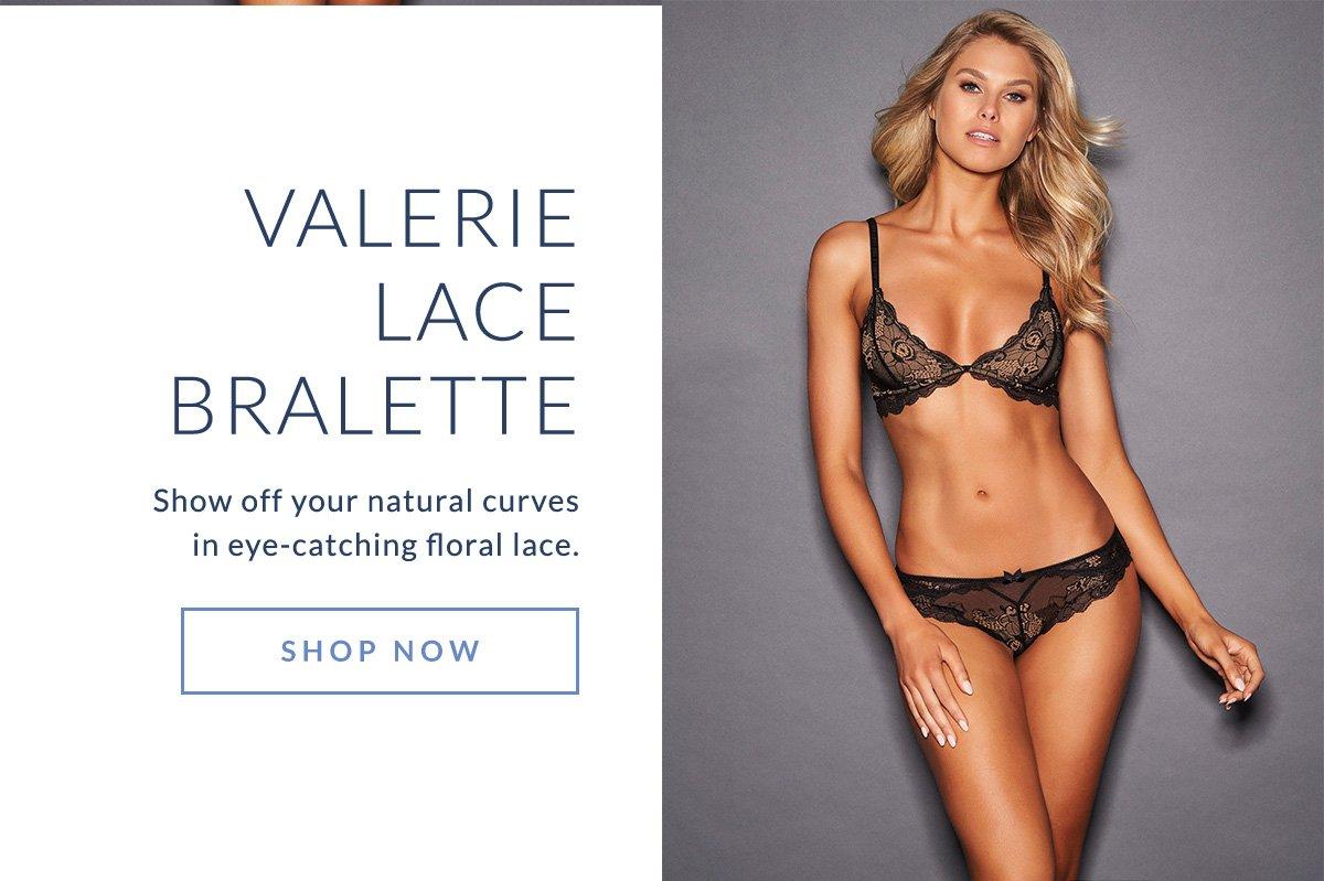 Valerie Lace Bralette