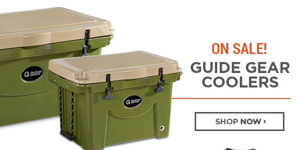 New Guide Gear Coolers
