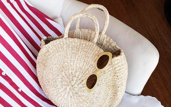 The Best Straw Bags