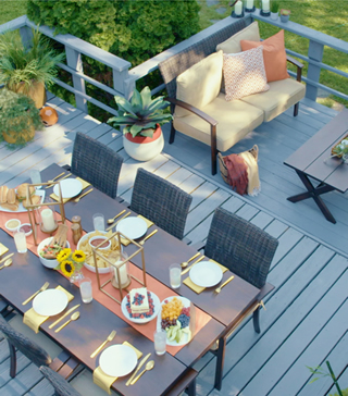 Get Your Deck Warm Weather Ready with SuperDeck Deck System - Watch Video