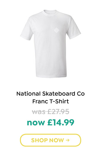 National Skateboard Co Franc T-Shirt