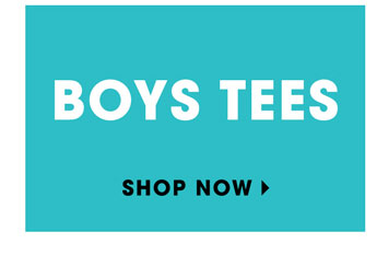 Shop Boys Tees