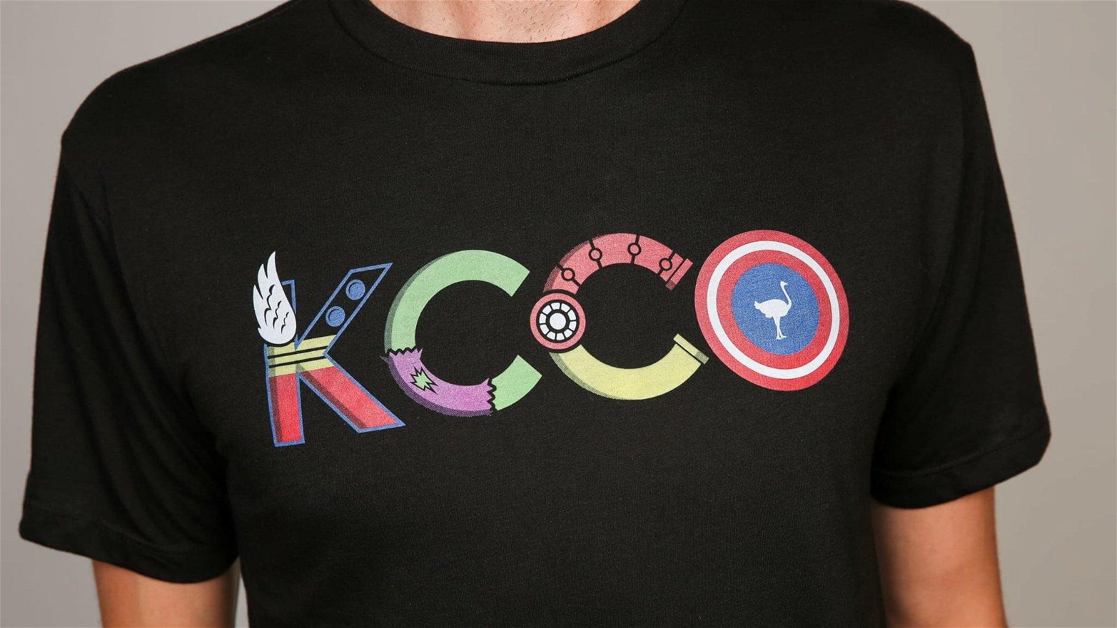 KCCO CHIVEngers Tee
