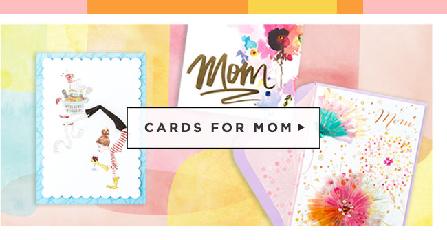 Shop Mother's Day Cards