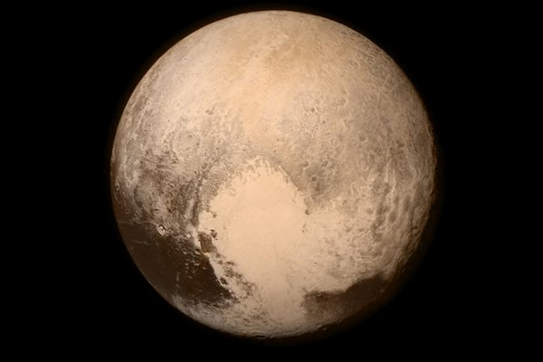 A conversation over breakfast led to the naming of Pluto.