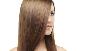 Silk Touch Keratin Treatment