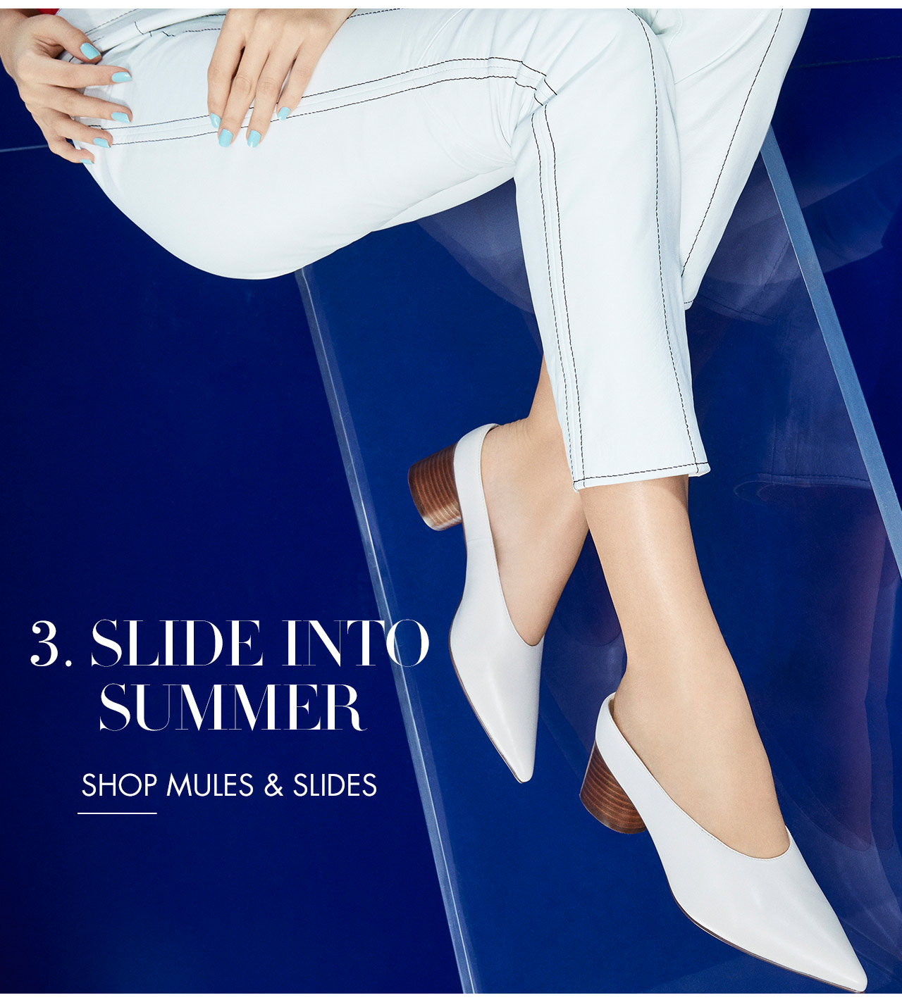Slide Into Summer - Shop Mules & Slides