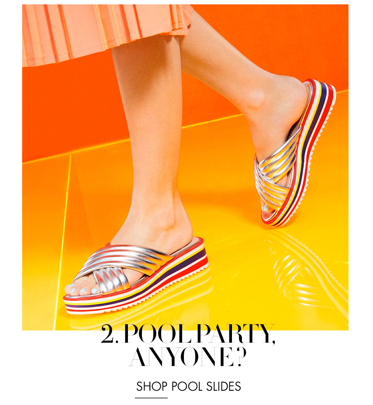 Pool Party Anyone? Shop Slides