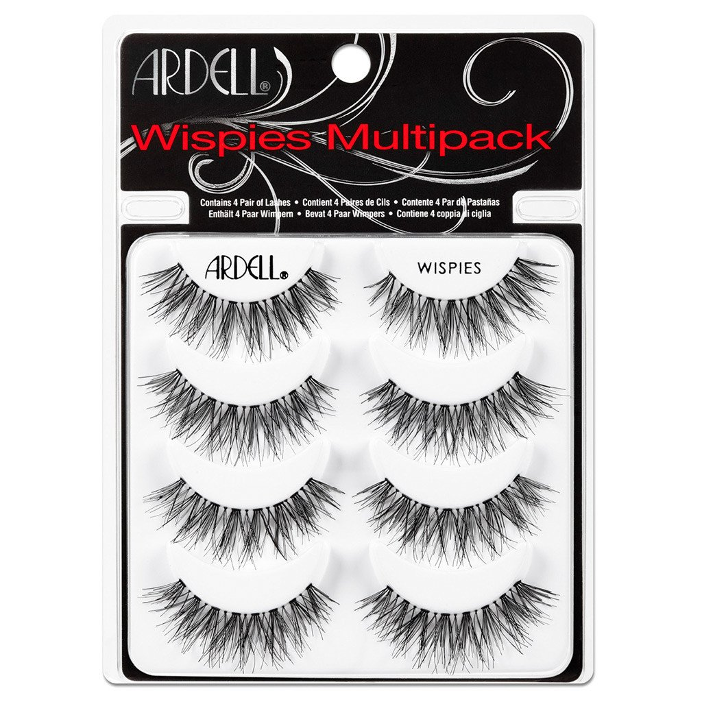 Ardell Wispies Multipack (4 Pairs)