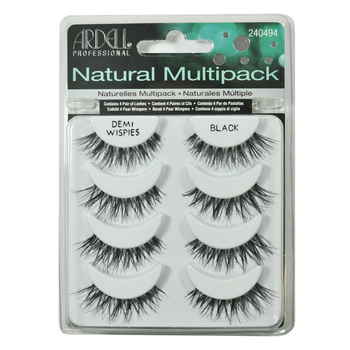 Ardell Demi Wispies Multipack (4 Pairs)