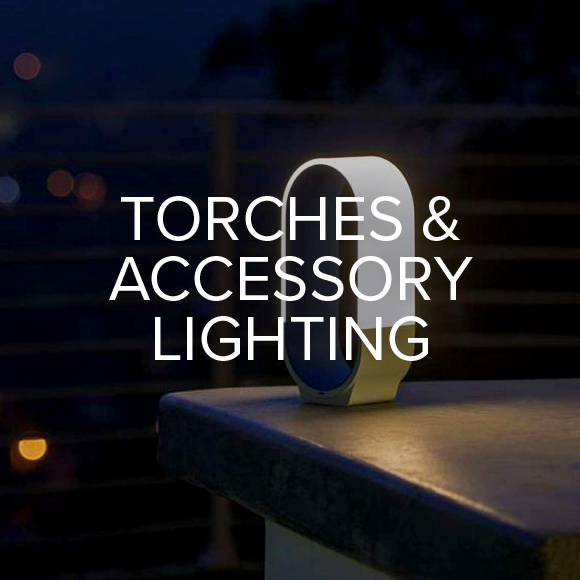 Torches + Accessory Lighting