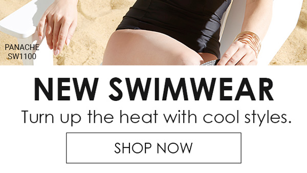 Shop Black Swimwear