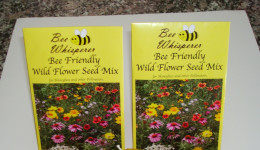 Free Pack of Bee-friendly Seeds