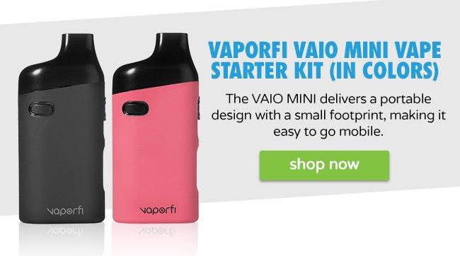 Vaio Mini Vape Starter Kit