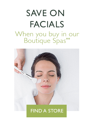 Save on Facials
