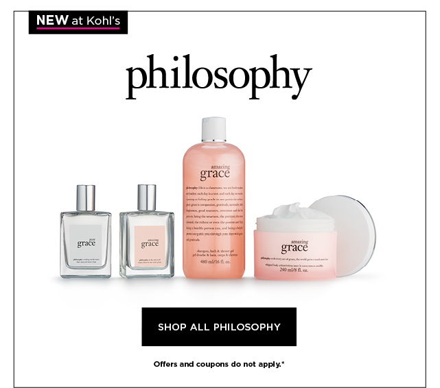 shop all philosophy. offers and coupons do not apply.