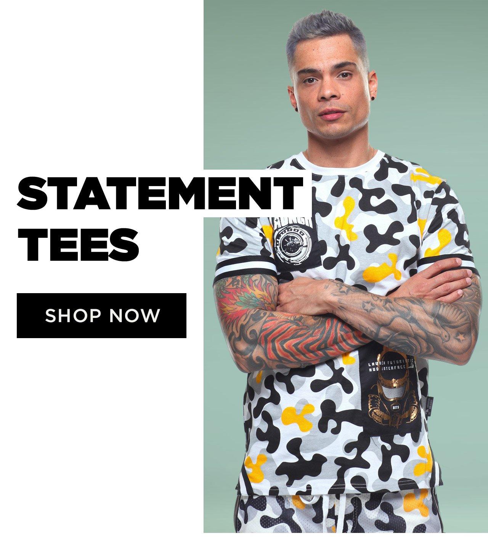 Shop Men's Buyer's Picks Statement Tees