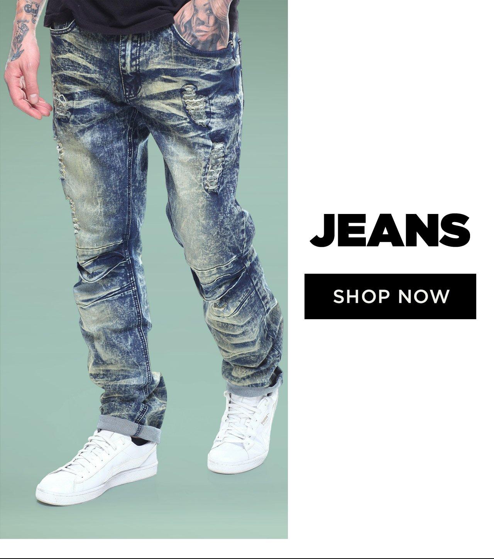 Shop Men's Buyer's Picks Jeans