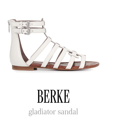 BERKET gladiator sandal